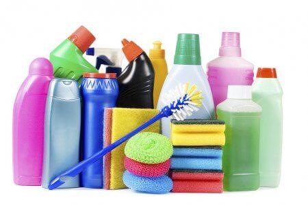 Какой должна быть бытовая химия в нашем доме или чистота с привкусом химии!